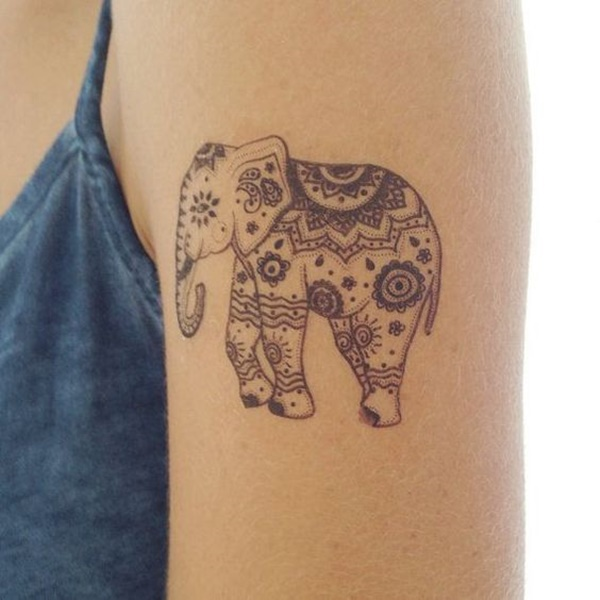 elephant tattoo designs (11)