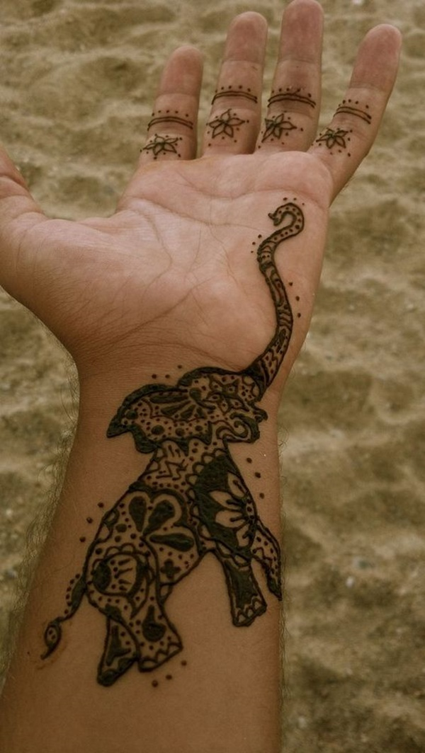 elephant tattoo designs (18)
