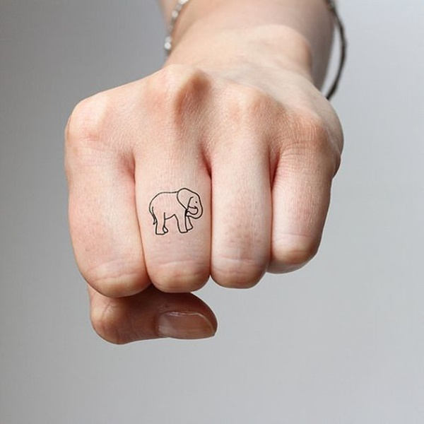 elephant tattoo designs (27)