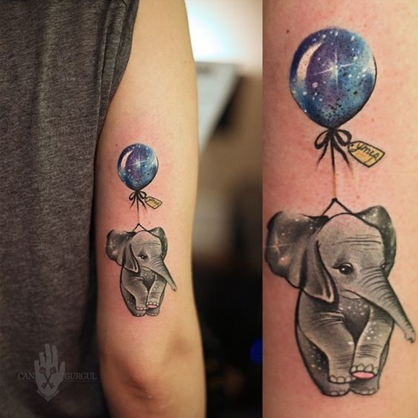 elephant tattoo designs (29)
