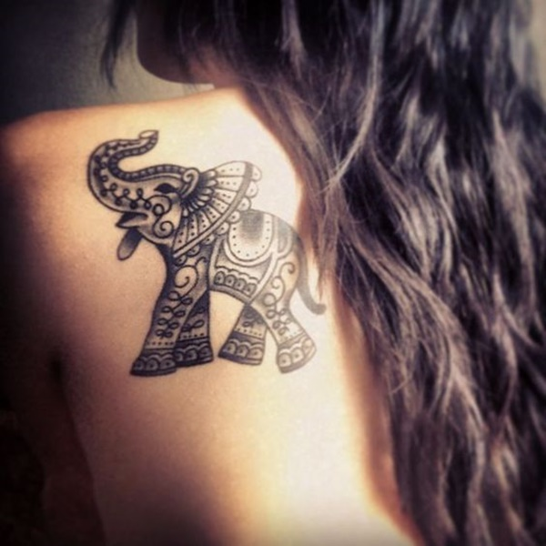 elephant tattoo designs (34)