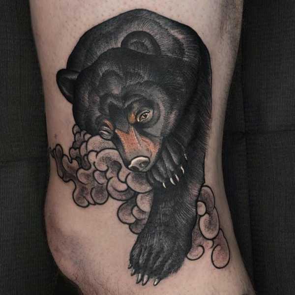 медведь тату: 21 тыс изображений найдено в Яндекс.Картинках (с ... | 600x600